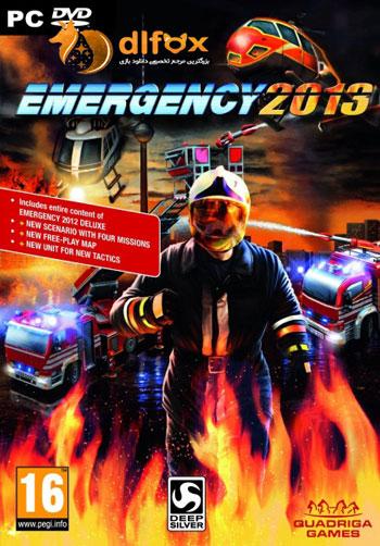 دانلود نسخه فشرده بازی EMERGENCY برای PC