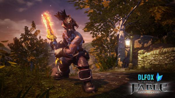دانلود نسخه فشرده بازی FABLE ANNIVERSARY برای PC