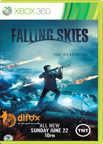 دانلود بازی Falling Skies The Game برای Xbox 360