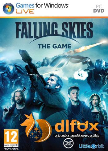 دانلود بازی Falling Skies The Game برای PC