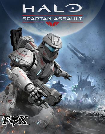 دانلود نسخه فشرده بازی Halo Spartan Assault  برای کامپیوتر