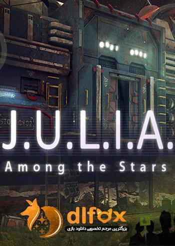 دانلود  بازی J.U.L.I.A AMONG THE STARS برای کامپیوتر
