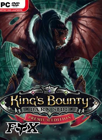 آپدیت شماره ۱ بازی Kings Bounty Dark Side برای کامپیوتر