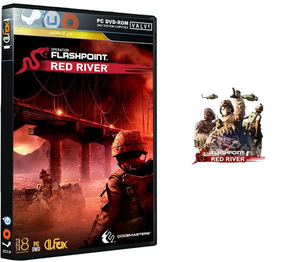 دانلود نسخه فشرده بازی Operation Flashpoint: Red River برای PC
