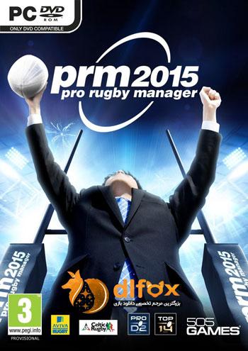 دانلود بازی Pro Rugby Manager 2015 برای کامپیوتر
