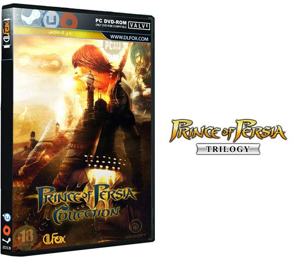 دانلود نسخه فشرده بازی Prince of Persia Trilogy برای PC