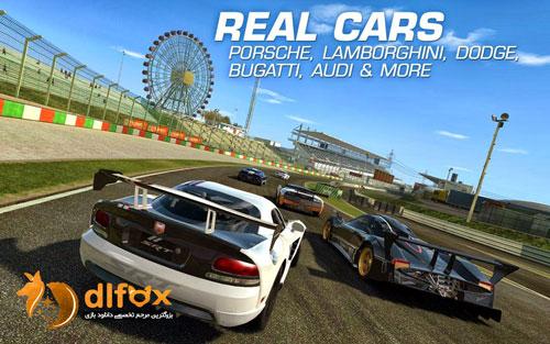 دانلود بازی Real Racing 3 برای اندروید