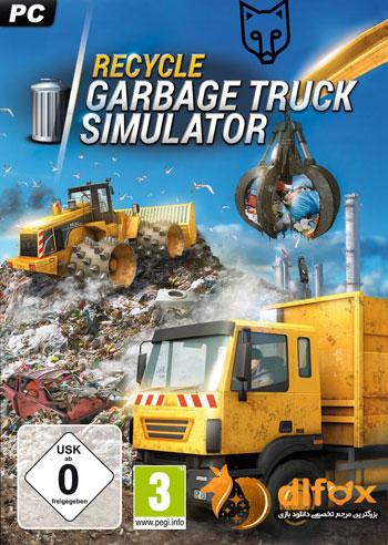 دانلود بازی Recycle Garbage Truck Simulator برای PC