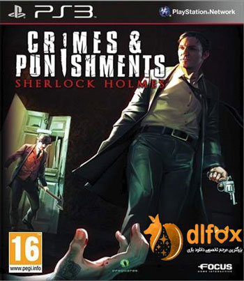 دانلود بازی Sherolck Holmes Crimes & PuniAshments برای PS3