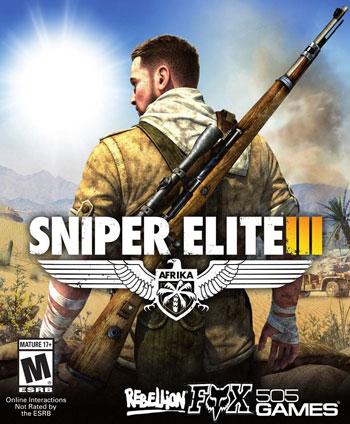 دانلود آپدیت و DLC بازی Sniper Elite 3 برای PC