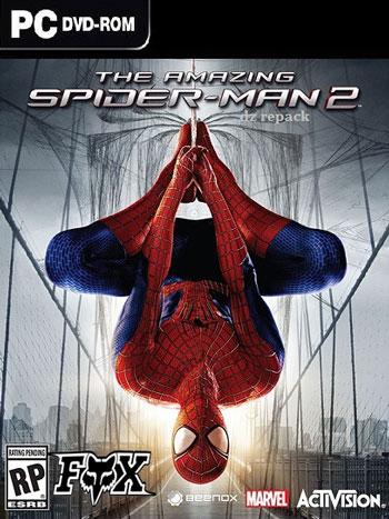 دانلود نسخه فشرده بازی The Amazing Spider Man2 برای کامپیوتر