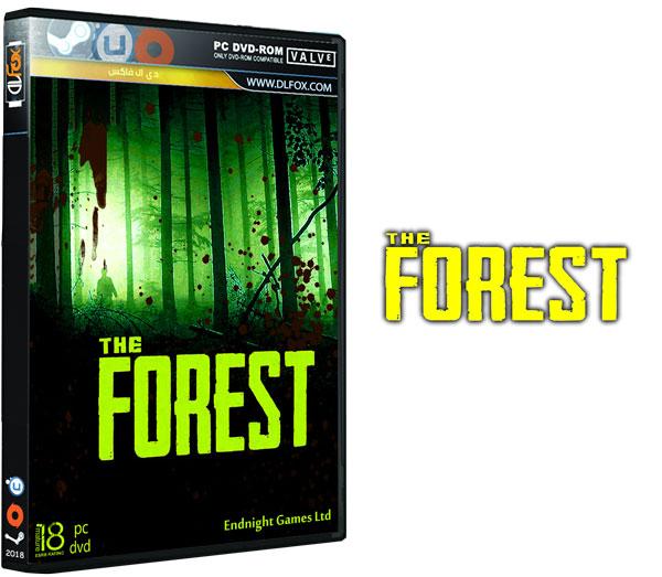 دانلود نسخه فشرده بازی The Forest برای PC