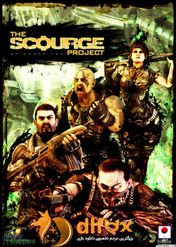 دانلود بازی The Scourge Project Episode 1 and 2 برای PC