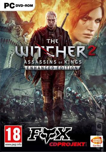 دانلود نسخه فشرده بازیThe Witcher2 Assassins oKE برای PC