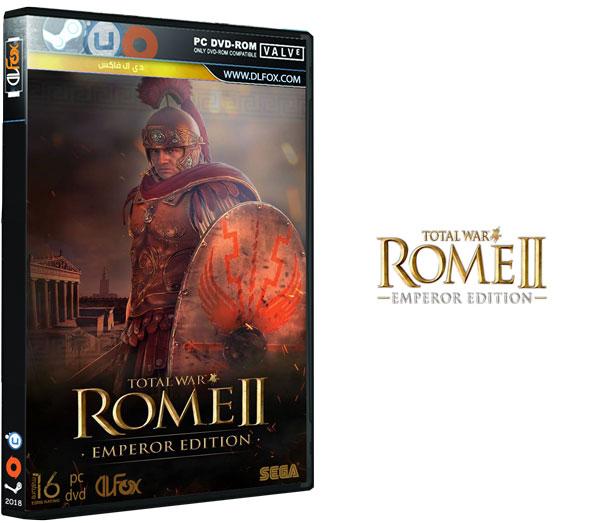 دانلود نسخه فشرده بازی Total War: ROME II Emperor Edition برای PC