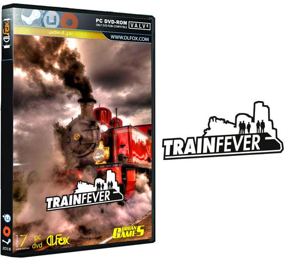 دانلود نسخه فشرده بازی Train Fever برای PC