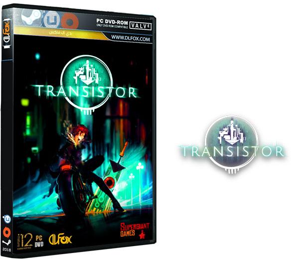 دانلود نسخه فشرده بازی Transistor برای PC