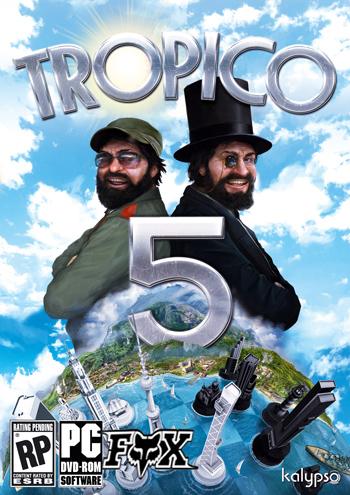 دانلود نسخه فشرده بازی Tropico 5 برای کامپیوتر