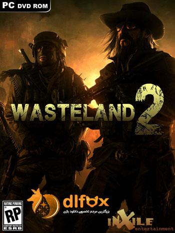 دانلود نسخه فشرده بازی WASTELAND 2 برای PC