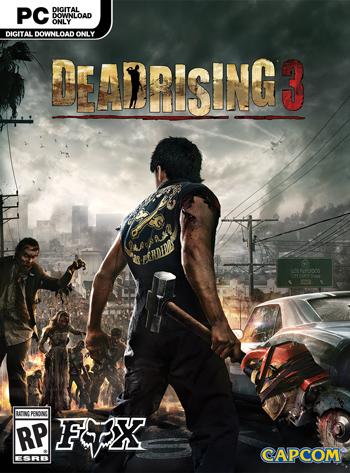 دانلود آپدیت 2و3 بازی Dead Rising 3 برای کامپیوتر