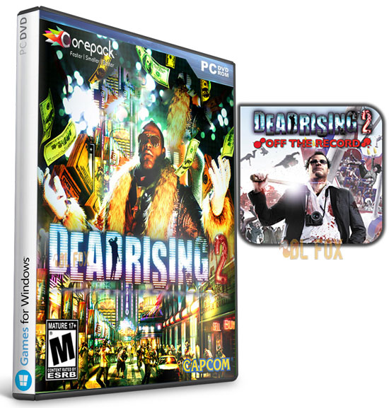 دانلود نسخه فشرده بازی Dead Rising 2 Off the Rcoerd برای PC