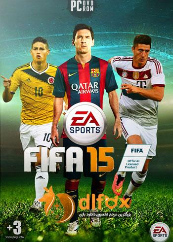 دانلود نسخه ی نهایی FIFA 15 برای PC