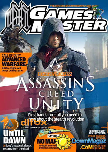 شماره جدید مجله GamesMaster