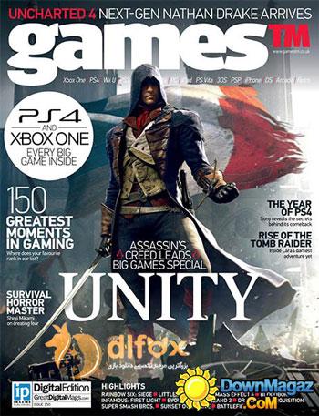 شماره جدید مجله GamesTM