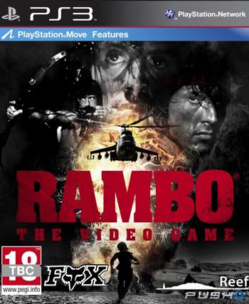 دانلود بازی Rambo برای Ps3