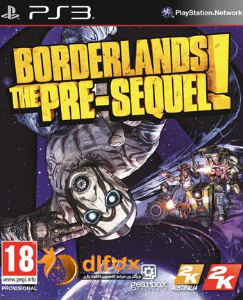 دانلود بازی Borderlands: The Pre-Sequel برای PS3