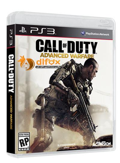 دانلود بازی Call Of Duty:Advanced Warfare برای PS3