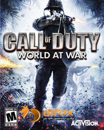 دانلود نسخه فشرده بازی Call of Duty: World at War برایPC