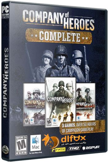 دانلود بازی Company of Heroes 2014 برای PC