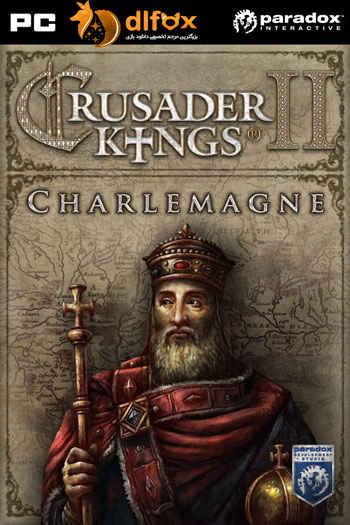 دانلود بازی Crusader King II Charlemagne برای PC