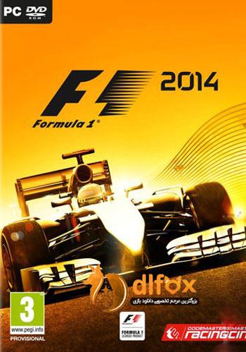 دانلود نسخه فشرده بازی F1 2014 برای PC