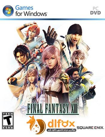 دانلودنسخه فشرده بازی Final Fantasy XIII برای PC