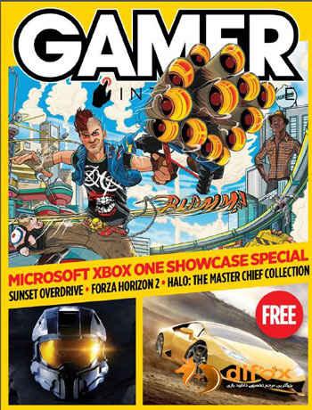 شماره جدید مجله Gamer Interactive