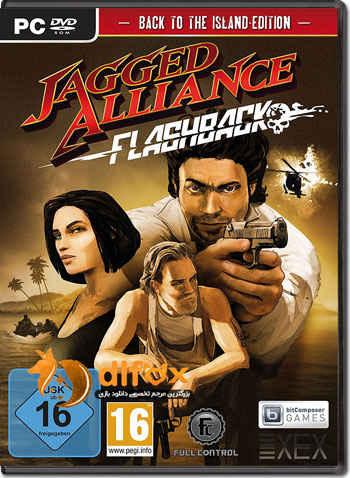 دانلود بازی Jagged Alliance Flashback برای PC
