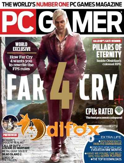 مجله گیم Pc Game usa