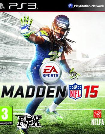 دانلود بازی Madden NFL 15 برای PS3