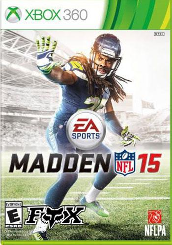 دانلود بازی Madden NFL 15 برای XBOX360