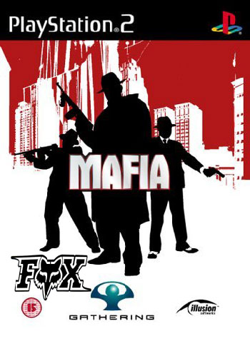دانلود بازی Mafia برای پلی استیشن ۲