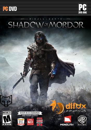 دانلود نسخه فشرده بازی Middle Earth Shadow of Mordor برای PC