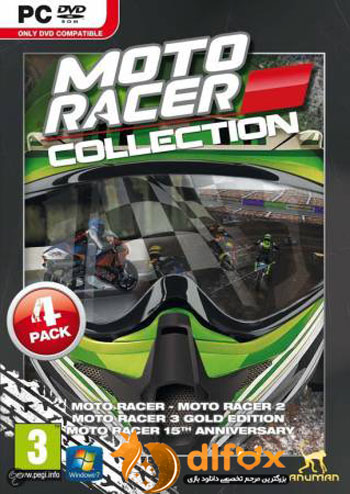 دانلود بازی Moto Racer Collection برایPC