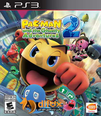دانلود بازی PacMan and the Ghostly Adventures 2 برای PS3
