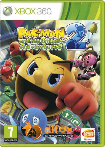دانلود بازی PacMan and the Ghostly Adventures 2 برای XBOX360