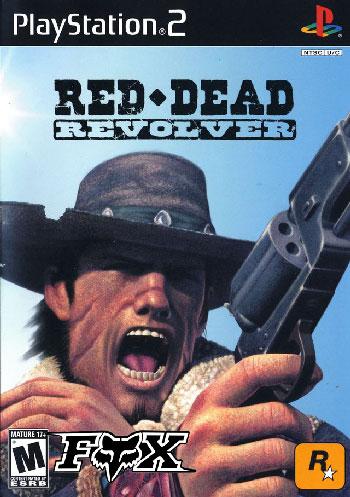 دانلود بازی Red Dead Revolverبرای پلی استیشن 2