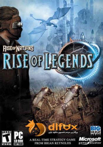 دانلود مجموعه بازی Rise Of Nations Anthology برایPC