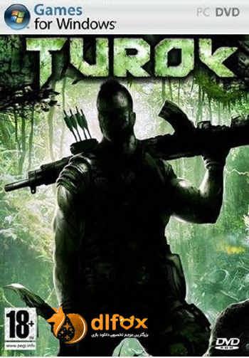 دانلود نسخه فشرده بازی Turok برایPC