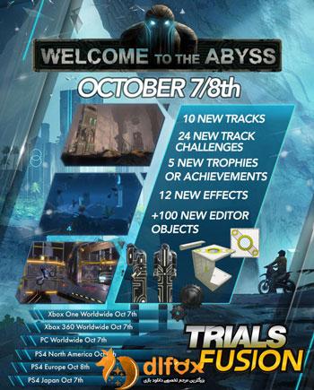 دانلود بازی Trials Fusion:Welcome to the Abyss برای PC